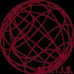 Logo de l'association M.E.T.I.S. Variante sans fond pour l'impression sur produits dérivés.