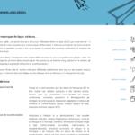 """Page """"communication"""" du site de Monsieur Olivier."""